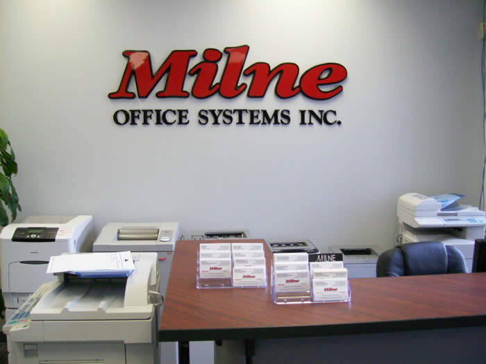 About Milne Office Systems Inc. Winnipeg Manitoba Canada
