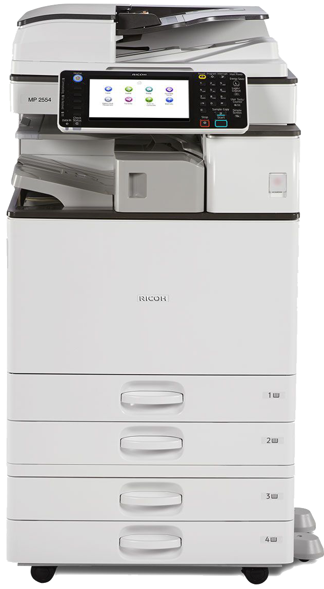 Ricoh Aficio 171 Multifunction Device - Milne Office Systems - Winnipeg Manitoba