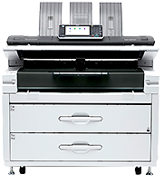 Ricoh Aficio MP W5100 - Milne Office Systems - Winnipeg Manitoba